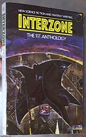 Interzone, The 2nd Anthology, New Science Fiction: Clute, John, Pringle,