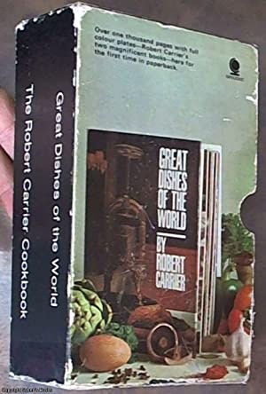 The Robert Carrier Cookbook & Great Dishes of the World