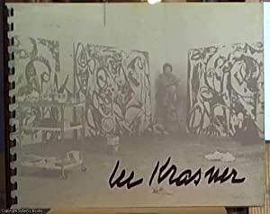 Lee Krasner; Paintings 1959-1962.: Krasner, Lee