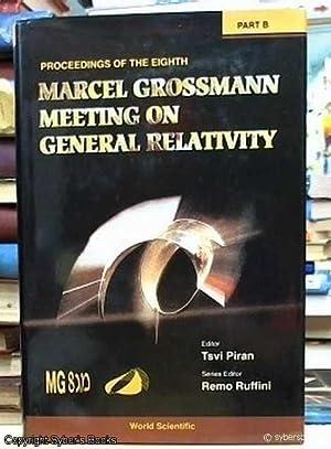 The Eighth Marcel Grossmann Meeting; On Recent: Piran, Tsvi --