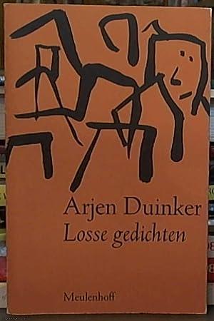 Losse gedichten: Duinker, Arjen