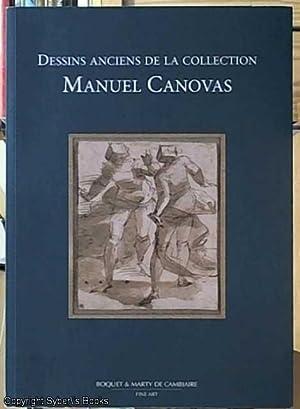 Dessins de la Collection Manuel Canovas  : Marty de Cambiaire,