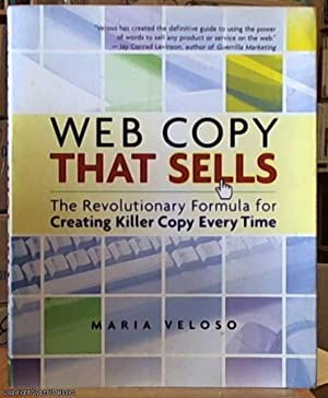 web copy that sells the revolutionary formula for creating killer copy every time