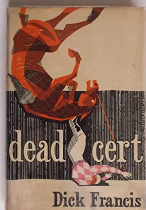 DEAD CERT. (SIGNED 1ST EDITION): DICK FRANCIS
