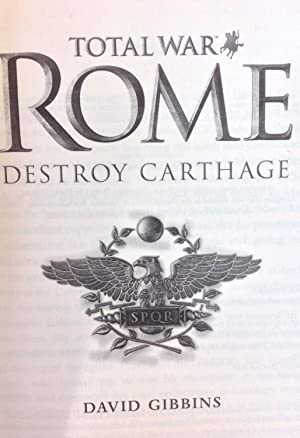 Total War Rome: Destroy Carthage: Gibbins, David