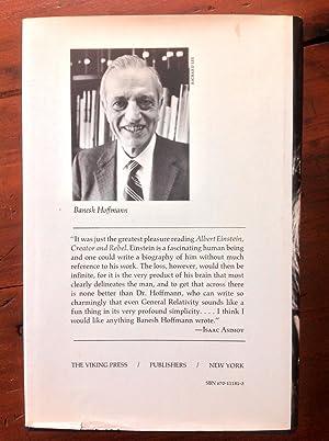 Albert Einstein: Creator and Rebel: Hoffman, Banesh