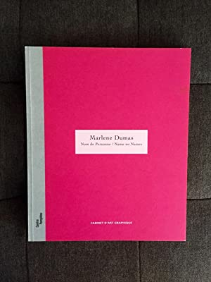 Marlene Dumas: Storsve, Jonas