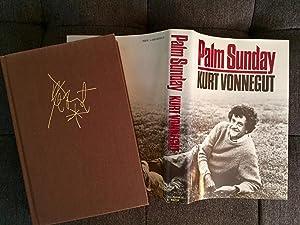 Palm Sunday: An Autobiogrphical Collage: Vonnegut, Kurt