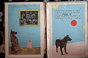 LIttle Folks' Story of Rin-Tin-Tin