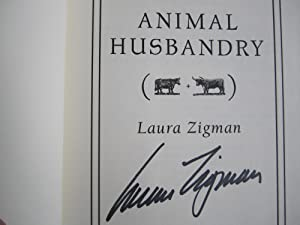 Animal Husbandry (SIGNED): Zigman, Laura