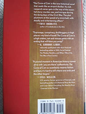 The Curse of Cain (SIGNED): Powell, J. Mark;Meagher, L. D.;Powell, J.