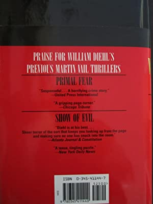 Reign in Hell (SIGNED): Diehl, William