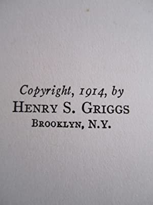 The Book of Truth: A Reasonable Faith and the Future Religion of the World: Griggs, Henry S., Hon.