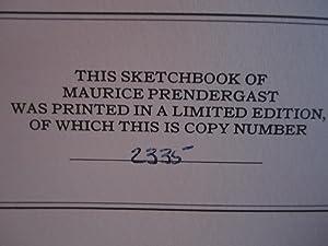 A Sketchbook of Maurice Prendergast: Roseman, Mill, Ed.