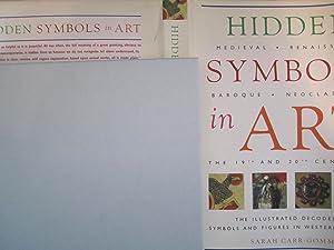 Hidden Symbols in Art: Carr-Gomm, Sarah