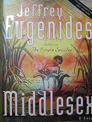 Middlesex [ARC]: Eugenides, Jeffrey