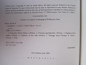 Compulsion: Ablow, Keith R.