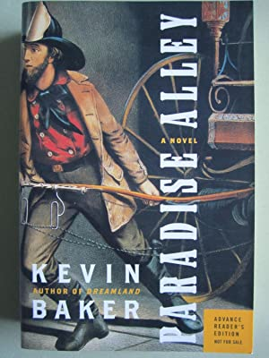Paradise Alley [ARC]: Baker, Kevin