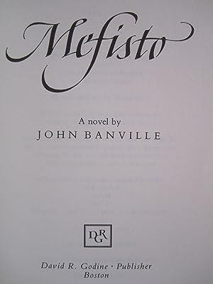 Mefisto: Banville, John