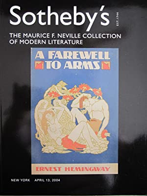 The Maurice F. Neville Collection of Modern