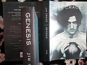 Genesis: Crace, Jim