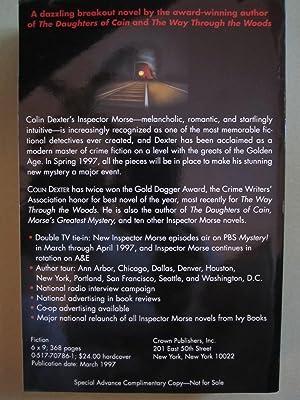 Death Is Now My Neighbor: An Inspector Morse Novel [ARC]: Dexter, Colin