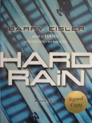 Hard Rain [Signed]: Eisler, Barry