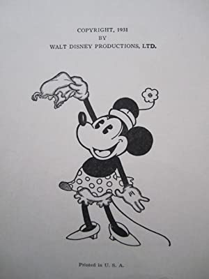 Mickey Mouse Illlustrated Movie Stories