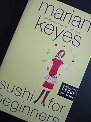 Sushi for Beginners [ARC]: Keyes, Marian