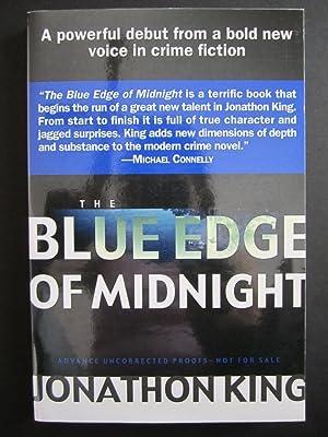 Blue Edge of Midnight [ARC]: King, Jonathon