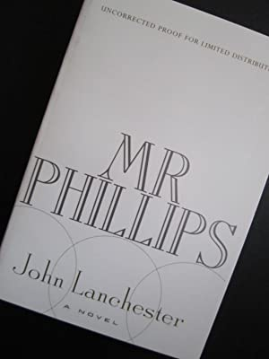Mr Phillips [ARC]: Lanchester, John