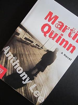 Martin Quinn [ARC]: Lee, Anthony