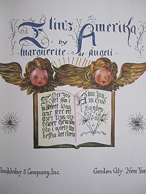 Elin's Amerika: De Angeli, Marguerite