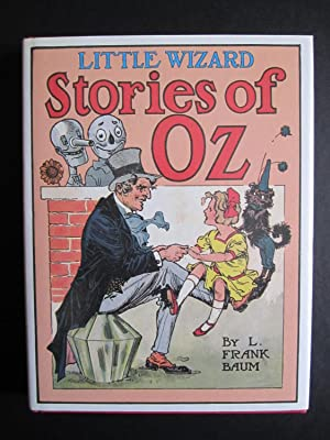 Little Wizard Stories of Oz: Baum, L. Frank