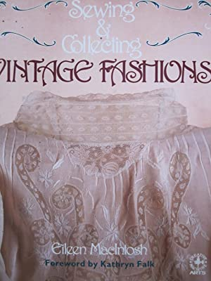 Sewing & Collecting Vintage Fashions: MacIntosh, Eileen