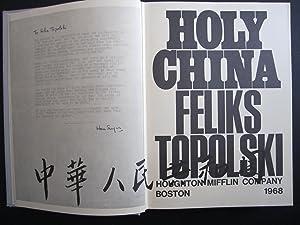 Holy China: Topolski, Feliks