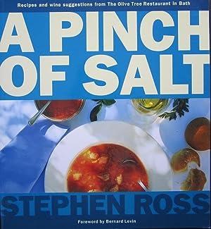 Pinch of Salt [SIGNED]: Ross, Stephen