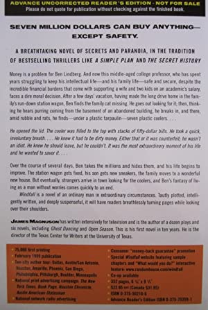 Windfall [ARC]: Magnuson, James