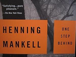 One Step Behind [ARC]: Mankell, Henning