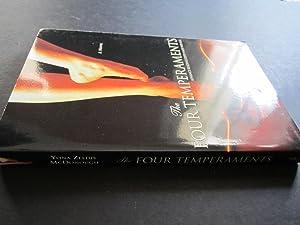 The Four Temperaments [ARC]: McDonough, Yona Zeldis