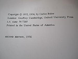 Hemingway: The Writer as Artist: Baker, Carlos