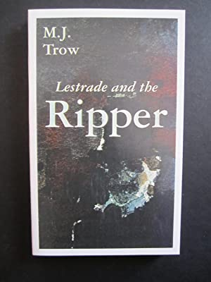 Lestrade and the Ripper [ARC]: Trow, M. J.