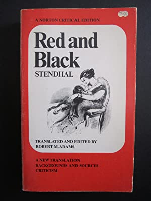 Red and Black: Stendhal