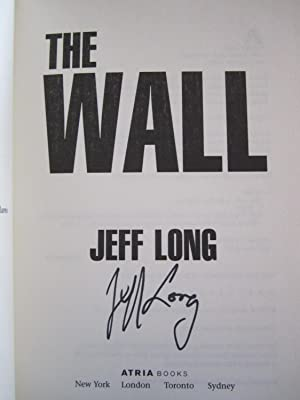 The Wall [SIGNED]: Long, Jeff