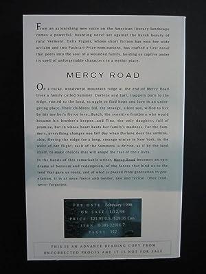 Mercy Road [ARC]: Pagani, Dalia
