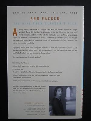 The Dive from Clausen's Pier [ARC]: Packer, Ann