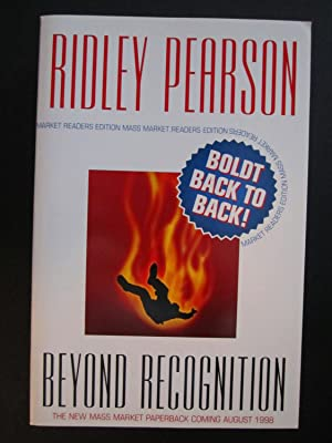 Beyond Recognition and The Pied Piper: Boldt Back to Back [ARC]: Pearson, Ridley