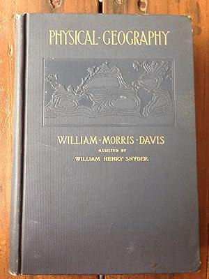 Physical Geography: Davis, William Morris