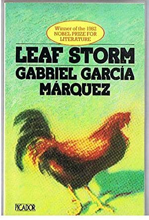 Leaf Storm (and other stories): Marquez, Gabriel Garcia