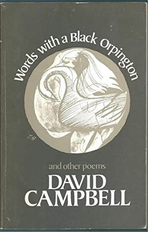 Words with a Black Orpington, and other Poems